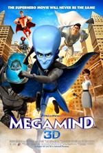 Poster Megamind  n. 13