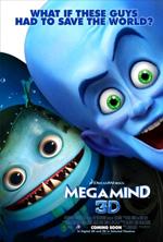 Poster Megamind  n. 14