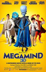 Poster Megamind  n. 15