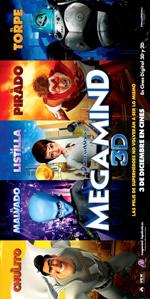 Poster Megamind  n. 17