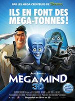 Poster Megamind  n. 18