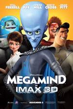 Poster Megamind  n. 21