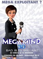 Poster Megamind  n. 24
