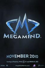 Poster Megamind  n. 30