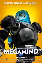 Poster Megamind  n. 4