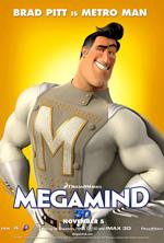 Poster Megamind  n. 5