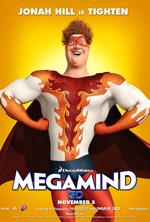Poster Megamind  n. 7