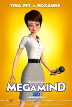 Poster Megamind  n. 8