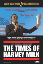 Locandina The Times of Harvey Milk