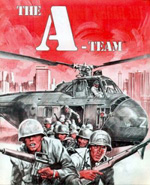 Poster A-Team  n. 1