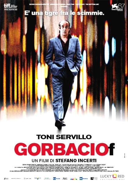 Locandina italiana Gorbaciof