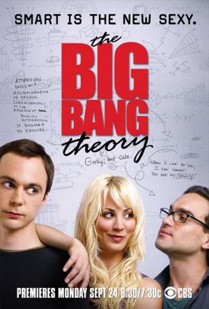 Locandina italiana The Big Bang Theory