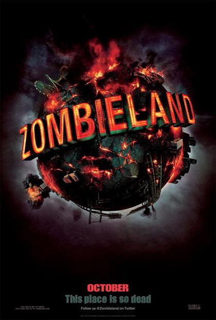 Poster Benvenuti a Zombieland