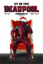 Poster Deadpool  n. 1