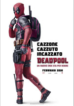 Poster Deadpool  n. 11