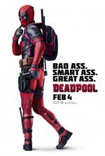 Poster Deadpool  n. 2