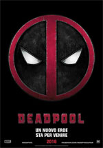 Poster Deadpool  n. 4