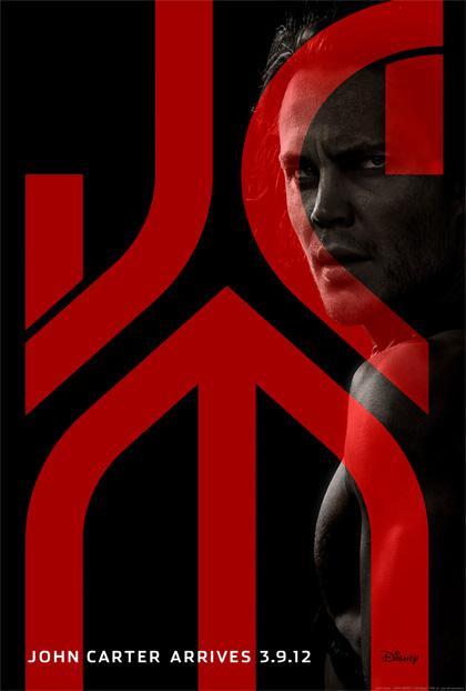 Poster John Carter