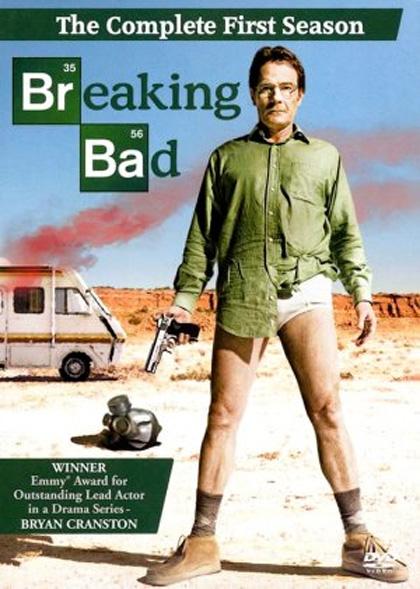 Poster Breaking Bad