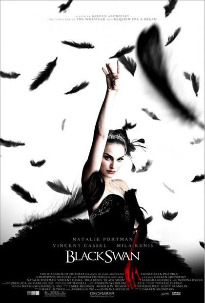Poster Il cigno nero