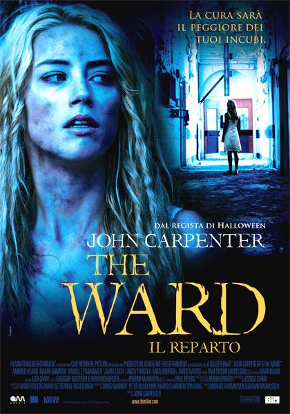 Locandina italiana The Ward - Il Reparto
