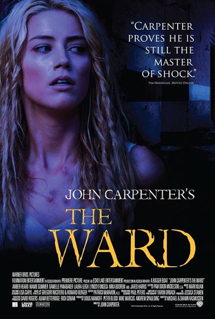 Poster The Ward - Il Reparto