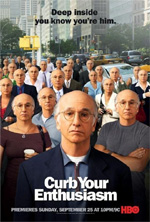 Poster Curb Your Enthusiasm  n. 0