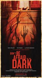 Poster Non avere paura del buio  n. 1