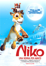 Poster Niko - Una renna per amico  n. 0