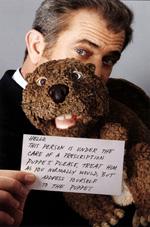 Poster Mr. Beaver  n. 1
