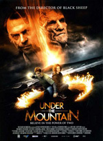 Trailer Under the Mountain
