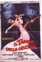 Locandina Il tango della gelosia