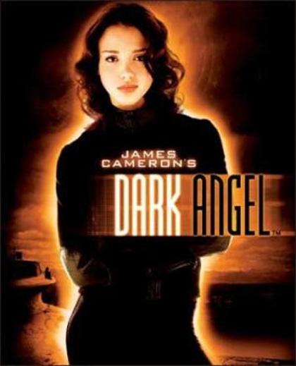 Locandina italiana Dark Angel