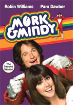 Trailer Mork e Mindy