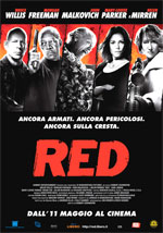 Trailer Red
