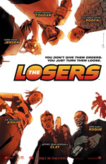 Poster The Losers  n. 1