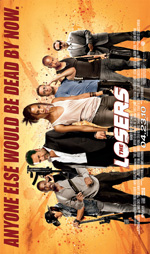 Poster The Losers  n. 10