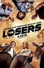 Poster The Losers  n. 11
