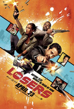 Poster The Losers  n. 13