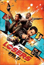 Poster The Losers  n. 2