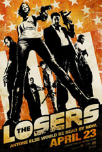 Poster The Losers  n. 9