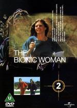 Poster La donna bionica  n. 1