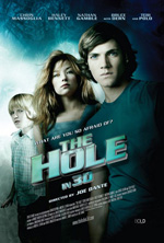 Poster The Hole in 3D  n. 1