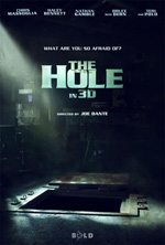 Poster The Hole in 3D  n. 4
