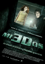 Poster The Hole in 3D  n. 5