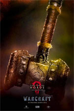 Poster Warcraft - L'inizio  n. 1