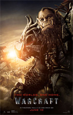 Poster Warcraft - L'inizio  n. 10