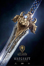 Poster Warcraft - L'inizio  n. 3