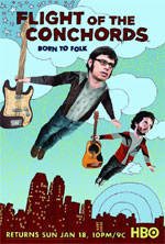 Poster The Flight of the Conchords  n. 0