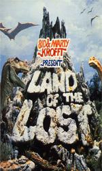 Locandina La valle dei dinosauri